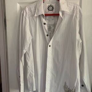 Other - Button down casual shirt